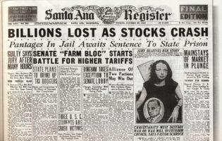 A verdadeira história do Crash da Bolsa em 1929 (livro gratuito)