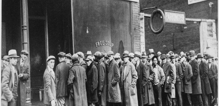 Ganhe o livro que conta a verdadeira história da quebra da Bolsa de NY em 1929