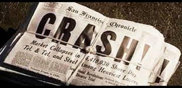 Bolsa de Valores: Livro grátis conta como foi Crash em 1929