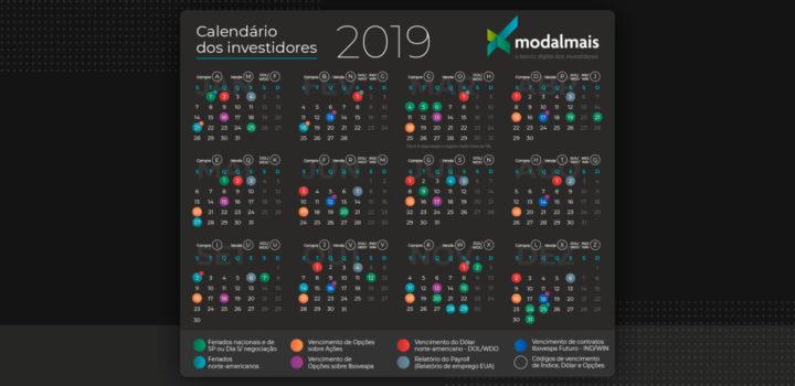 Calendário do Investidor