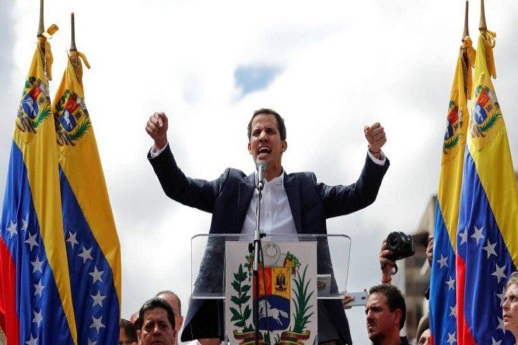 DinheiramaNews: Brasil reconhece Juan Guaidó como presidente interino da Venezuela