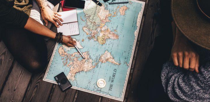 Gosta de viajar? Descubra como conheci 30 países em 3 anos gastando pouco