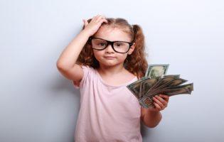 Um papo sério sobre educação financeira para crianças