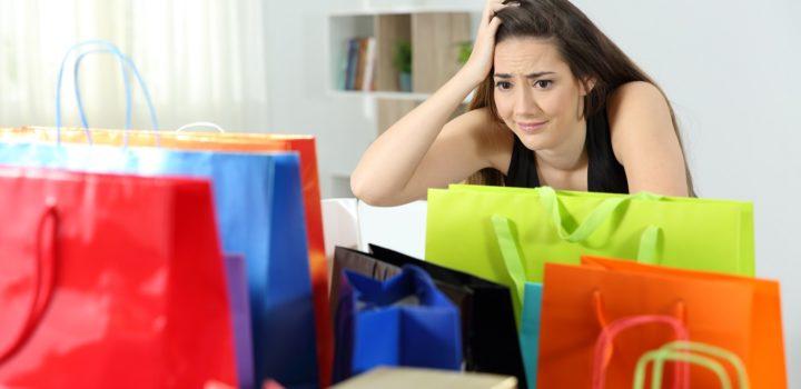 Como resistir às promoções e não fazer compras sem planejamento