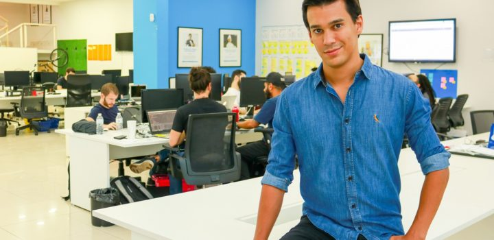 Dinheirama Entrevista: Eduardo L'Hotellier, Fundador e CEO do GetNinjas