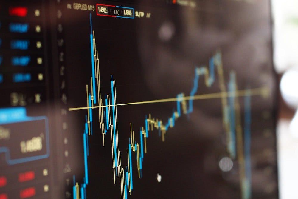 Mini índice: o que é e como operar - gráfico de bolsa de valores